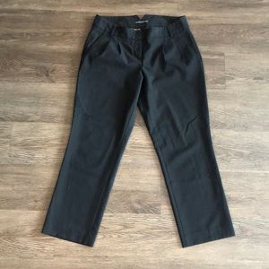 Express Design Studio Cropped Dress Pants